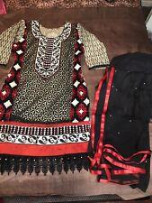 Indian Salwar Kameez Suit Bollywood Stitched