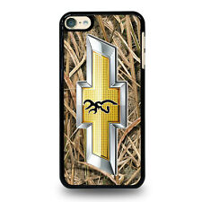 CAMO BROWNING CHEVY iPod Touch 4 5 6 Case 4th 5th 6th Generation Cover