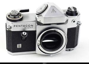 Camera Pentacon Super Body