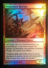 Proscrite Maitre-dragon PREMIUM FOIL Dragonmaster Outacast  - Dragoniere Reietto