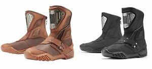 Icon Retrograde Motorcycle Boots, Men's