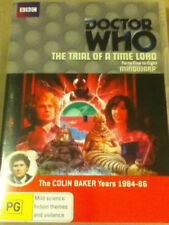 DOCTOR WHO MINDWARP dvd R4 6th Dr THE TRIAL OF A TIMELORD Part 2 Colin Baker