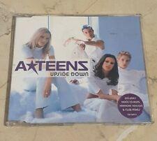A Star Teens - Upside Down Cd Single *Vgc* [0004]