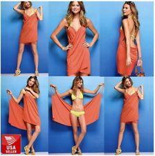 ee48928efcac0 Sexy High Quality Women s Bikini Cover-Up Beach Sarong Wrap Dress Swim Pool  Wear