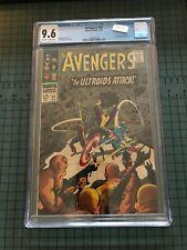 1967 Avengers #36 CGC 9.6