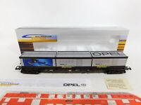 CI824-0,5# Roco H0/DC 9121847 Güterwagen Opel Millennium Express DB NEM NEUW+OVP