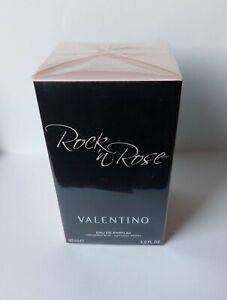 NEW & SEALED VALENTINO ROCK ' N ROSE 90 ML EDP SPRAY, DISCONTINUED