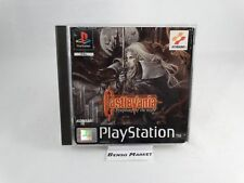 CASTLEVANIA SYMPHONY OF THE NIGHT SONY PLAYSTATION ONE PS1 PSX PAL ITA ITALIANO