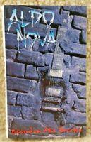 Vintage 1991 Cassette Tape Aldo Nova Blood On The Bricks Polygram Records