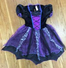 Halloween Costume Fancy Bet Dress Girl 6-8 Year Age Party School Dressing