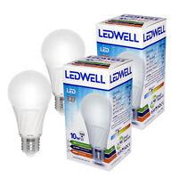 E27 10W LED Birne 2er 5er 10er 20er Pack Warmweiss Kaltweiss Lampe Leuchtmittel