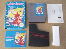 TOM & JERRY - NINTENDO NES (PAL) GAME BOXED COMPLETE