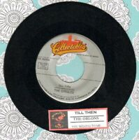 Orioles - Till Then/You Belong To Me Vinyl 45 rpm record Free Shipping