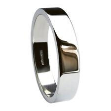 Anelli di metalli preziosi senza pietre in oro bianco misura anello 15