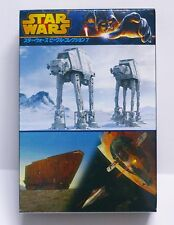 Star Wars F-toys Models 1/350 Vehicle Collection Vol.7 Scale 1/350 Set 5 Pcs.