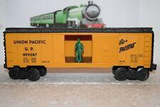 O Scale Trains Kusanl Union Pacific Box car 49907