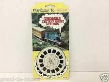 VIEW-MASTER 3D 'THOMAS THE TANK ENGINE&FRIENDS' 3 REELS-21 PICTURES NR.105 1984