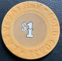 $1 CASINO CHIP - Gold Coast Casino - Las Vegas Nevada - House Mold