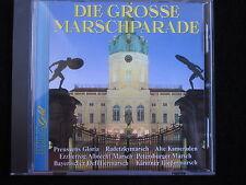 Die Grosse Marschparade (CD - PILZ Gold 1988) - Marschmusik
