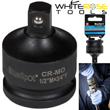 "BlueSpot Impact Adaptor Socket Reducer 3/4"" Drive Female to 1/2"" Drive Male"