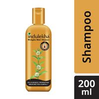 Indulekha Bringha Anti Hair Fall Shampoo, 200ml Free Shipping