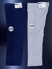 Boys Izod $26-$30 Navy Uniform Double Knee Extra Strong Pants Size 4 & 5