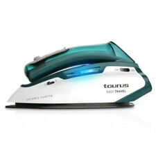 Taurus Easy Travel Plancha De Viaje Plegable Vapor Dual Voltage 110-240V Ceramic