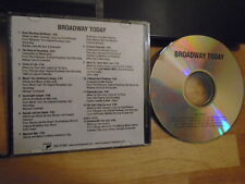 RARE PROMO Broadway Today CD musical score LION KING Beauty & The Beast CHICAGO