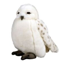 "Wizarding World of Harry Potter Hedwig Owl 11"" Plush Doll Puppet with Sound"