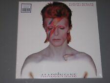 DAVID BOWIE Aladdin Sane LP 45th Anniversary Ltd Ed Silver Vinyl New Sealed