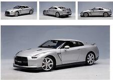 1:18 Autoart Nissan GTR NISSAN GT-R (R35) Die Cast Model