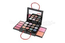 Girls Children Makeup Kit Gift Set Eyeshadows Lipgloss Blush Applicator