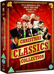 Christmas Classics Collection, (6-Disc Dvd Set) DVD + SLIPCOVER * New & Sealed *