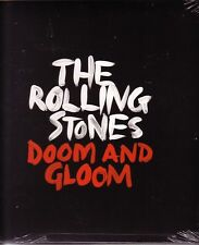 "ROLLING STONES ""Doom and Gloom""  RSD 1 Track 10 INCH VINYL RARE"