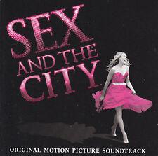 Sex and the City-2008-Original Movie Soundtrack CD