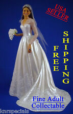 Catherine, Royal Bride Figurine - William & Kate - Royal Wedding - 7 1/4 inches