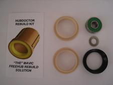 (2) Qty.MAVIC STD. FREEHUB BUSHING & Ball Bearing Kit