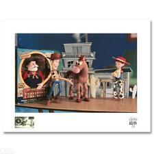 Disney Sold Out  Toy Story II  Woody's Finest Hour   LTD Edition  Fine Art