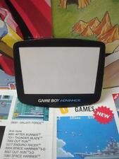 Game Boy Advance GBA:écran - Vitre de Protection / Replacement Screen [TOP] NEUF