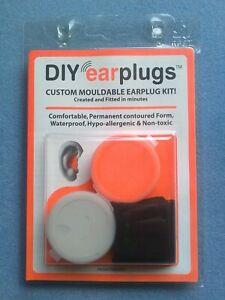 Earplugs DIY Custom Molded Silicone Earplugs Make Your Own Personal fit Earplugs