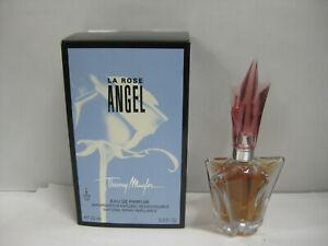 ANGEL LA ROSE by THIERRY MUGLER 0.8 oz 25 ml EDP WOMEN NEW THE ROSE
