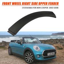 Wheel Rear Right Side Upper Fender Arch Cover Trim For Mini Cooper 2002-2008