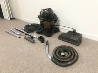 Excellent Rainbow SE DC4 Vacuum Cleaner W/ Attachments Ships Next Day!