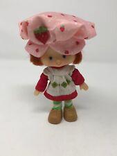 "Vintage Strawberry Shortcake Doll 5"" Tall"