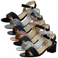 Unbranded Faux Suede Ankle Straps Women's Sandals & Beach Shoes