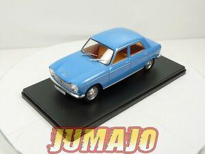 VQ49 Voiture 1/24 SALVAT Models : PEUGEOT 204 1968