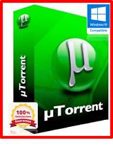 uTorrent Pro 3.5.5 🔥 [ LATEST VERSION ]  / LIFETIME /  INSTANT DELIVERY ✅