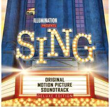 VARIOUS - SING  ORIGINAL SOUNDTRACK BRAND NEW SEALED CD