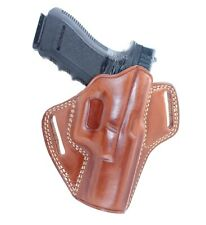 Premium The Ultimate Leather OWB Pancake Holster Open Top Fits, Glock 41 #1105#