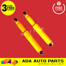 A PAIR SUZUKI VITARA & GRANT VITARA HEAVY DUTY REAR SHOCK ABSORBERS 07/88-09/05